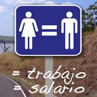 La crisis frena la igualdad salarial en España
