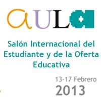 AULA 2013 Un espacio de educación y formación de primer nivel