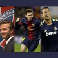 Los jugadores mejor pagados 2013