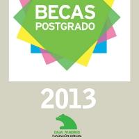 Becas de Postgrado 2013 de la Fundación Especial Caja Madrid