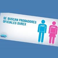 Durex busca 50 probadores españoles de preservativos