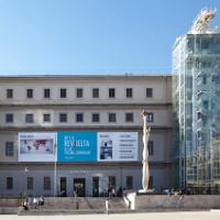 Convocatoria de cinco estancias de investigación en el Museo Nacional Centro de Arte Reina Sofía durante los años 2013-2014