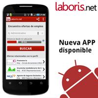 Laboris.net aplicación de Android para encontrar trabajo