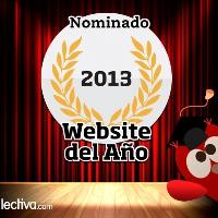 Lectiva.com nominada para la Website del Año 2013