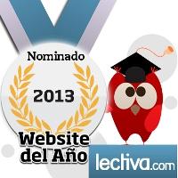 Website del año 2013 ¡Elige, vota y gana!