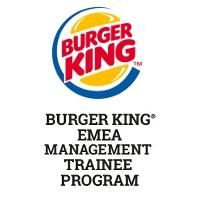 Burguer King busca jóvenes talentos para que formen parte de la compañía durante un año