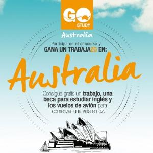 GO STUDY busca un joven español para concederle un trabajo en Australia