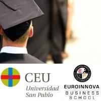 Euroinnova impartirá cursos con certificación universitaria por la Universidad CEU San Pablo